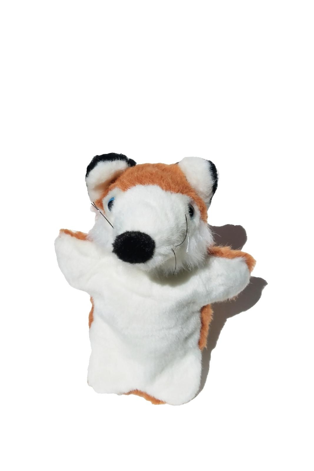 BEVA Hand Puppet Toy - Front Cropped Image