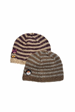 Shoptiques Product: Hand Knit Baby Hat