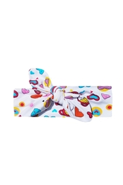 BEVA Hearts Knot Headband - Product Mini Image