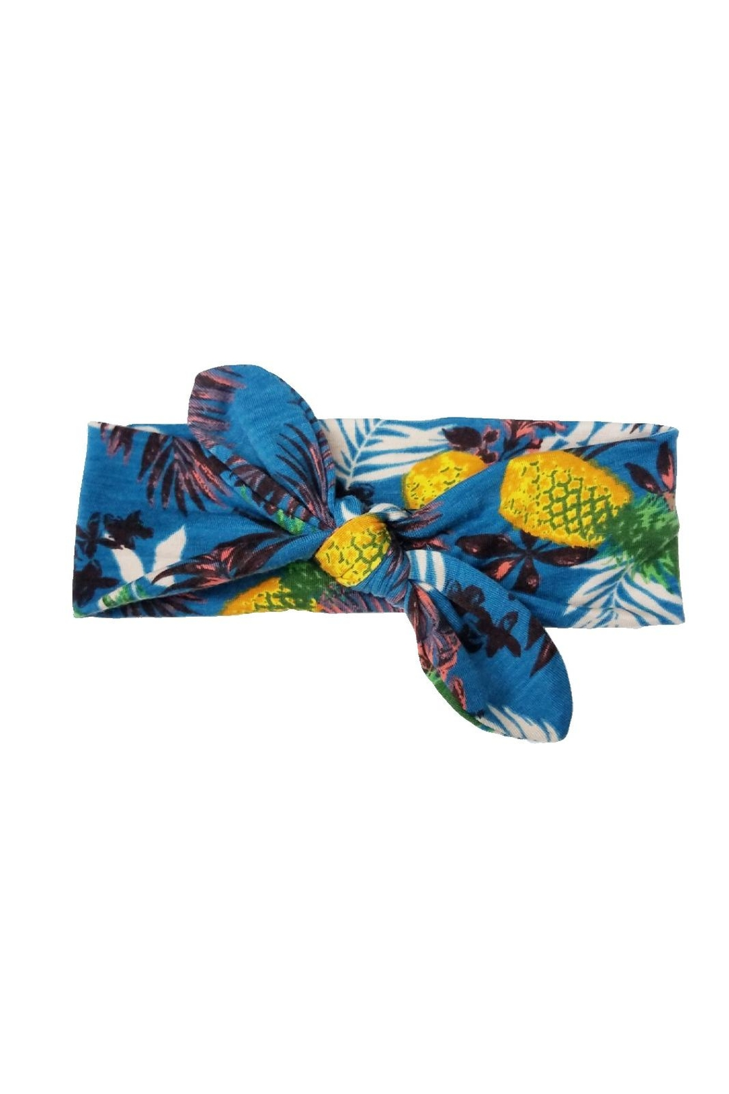 BEVA Tropical Knot Headband - Front Cropped Image