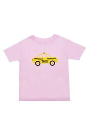 BEVA Nyc Yellow-Taxi Tshirt - Front cropped