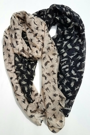 BEVA Scarves All Season - Front full body
