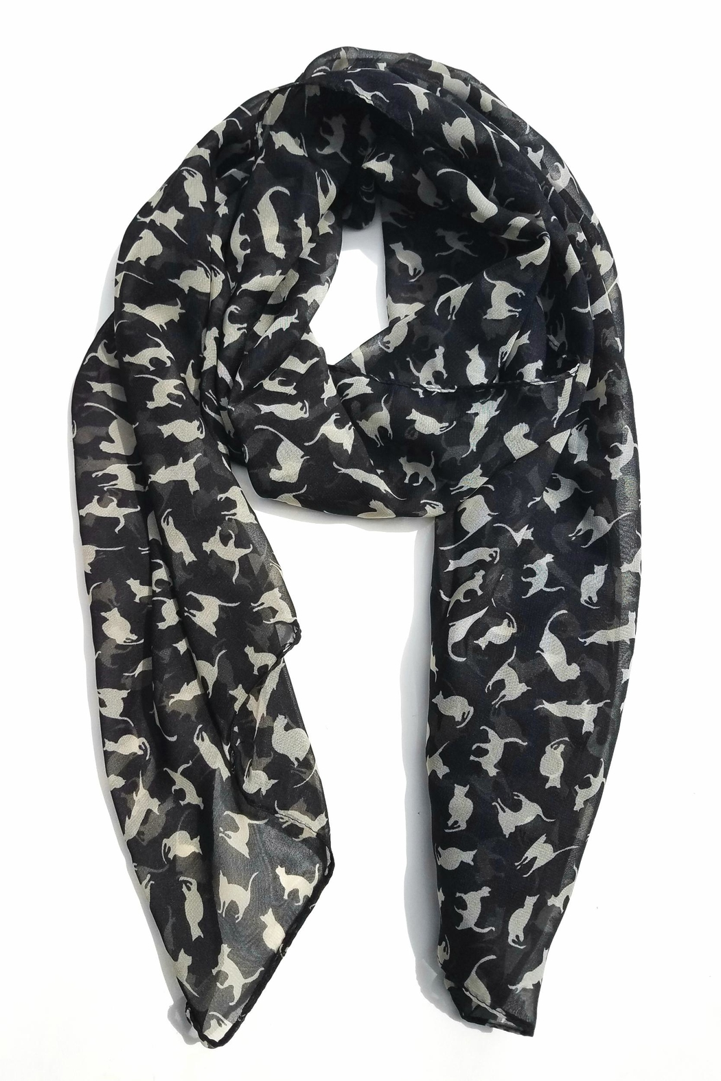 BEVA Scarves All Season - Front Cropped Image