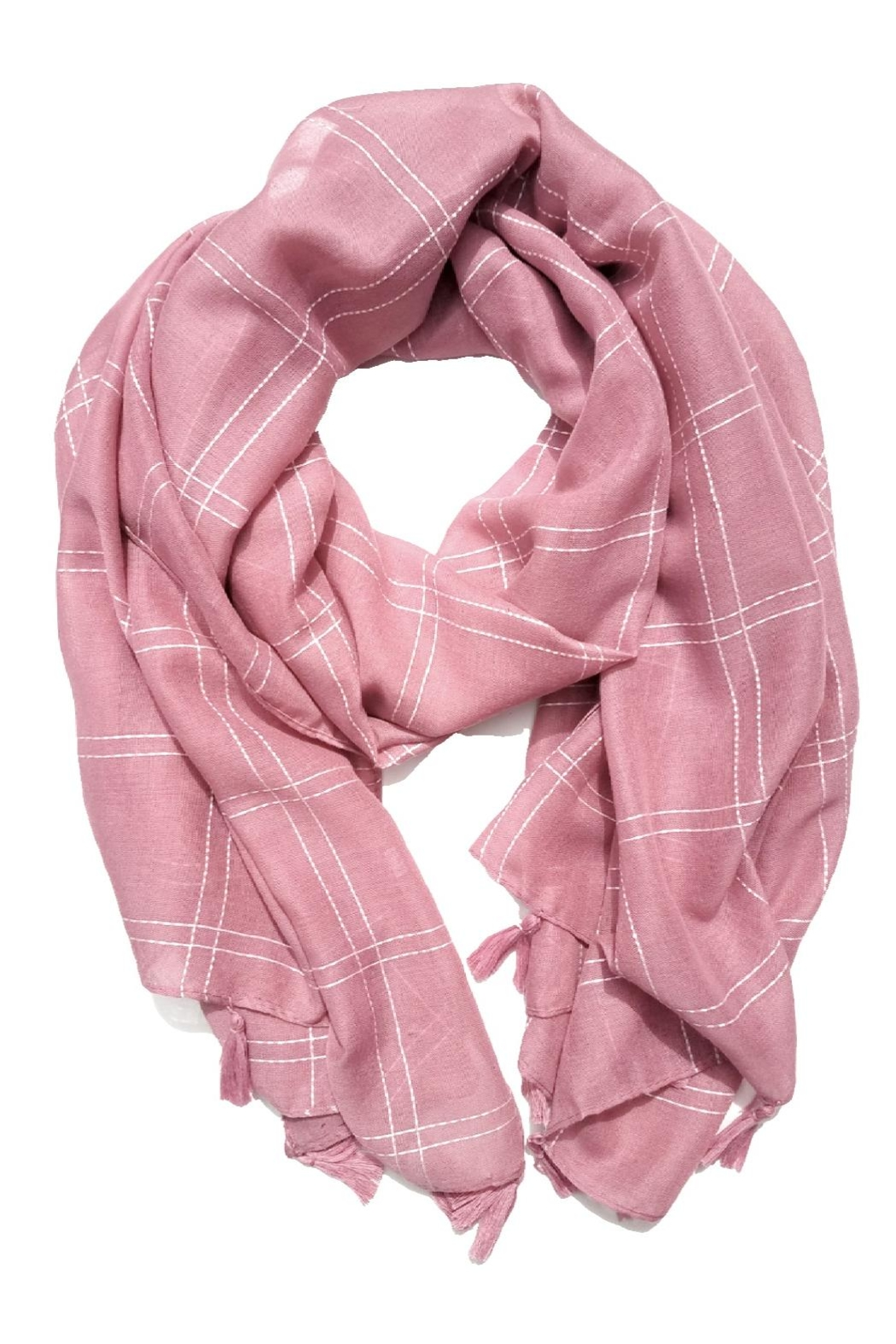 BEVA Scarves All Seasons - Front Cropped Image