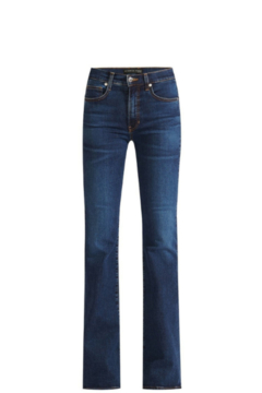 Shoptiques Product: Beverly High Rise Skinny Flare Jean