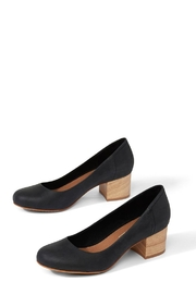 TOMS Beverly Leather Pumps - Product Mini Image