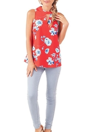Mud Pie Beverly Top - Product Mini Image