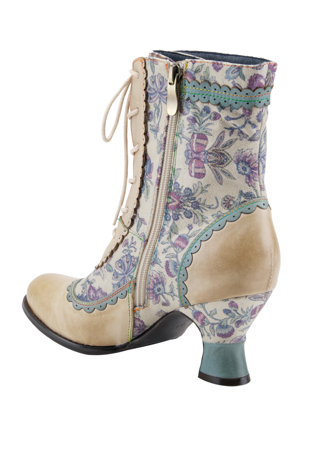 Spring Footwear Bewitch (Boho Bewitch Bootie) - Front Full Image