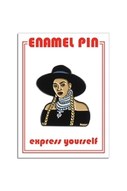 The Found Beyonce Enamel Pin - Product Mini Image