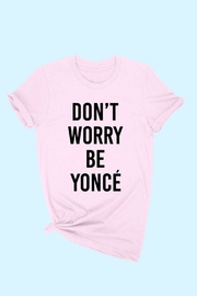 Izzie's Boutique Beyonce Graphic Tee - Product Mini Image
