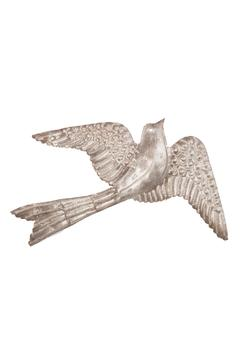 Shoptiques Product: Recycled Metal Bird