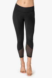 Beyond Yoga Black Capri Leggings - Product Mini Image