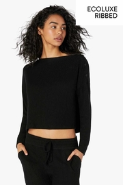 Beyond Yoga Buttoned Boxy Pullover - Product Mini Image