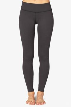 Shoptiques Product: Charcoal Deco Legging