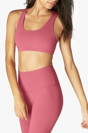 Beyond Yoga Circle Cutout Sports Bra - Product Mini Image