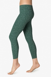 Beyond Yoga Cross Back Legging - Front full body