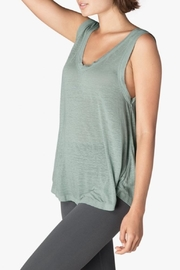 Beyond Yoga Deep V-Neck Tank - Product Mini Image