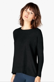 Beyond Yoga Draw The Line Pullover - Front cropped