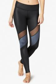 Beyond Yoga Gloss Mesh Legging - Product Mini Image