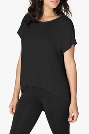 Beyond Yoga High-Low Tee - Front full body