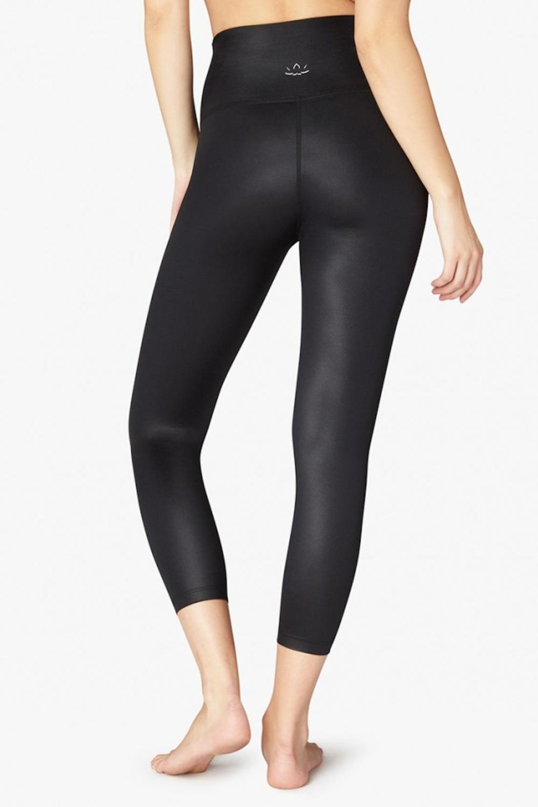 34aa3a1fd7 Beyond Yoga High Waisted Gloss Capri from New Jersey by Barefoot ...