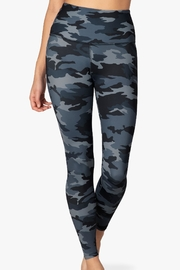 Beyond Yoga High Waisted Legging - Navy Camo - Product Mini Image