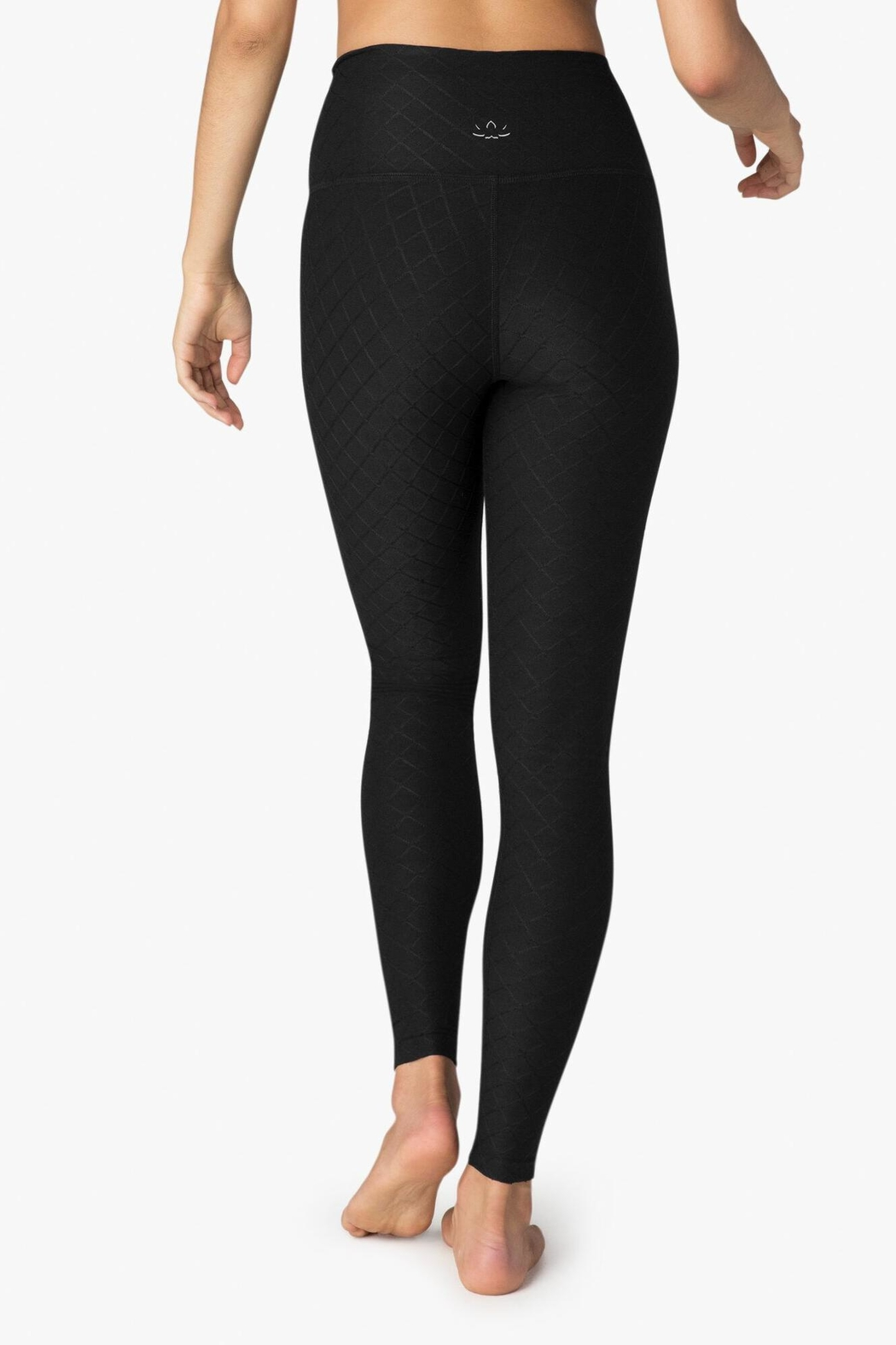 Beyond Yoga High Waisted Leggings - Side Cropped Image