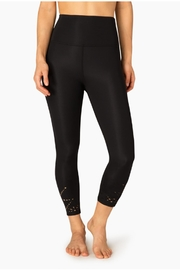 Beyond Yoga High Waist Yoga Pants - Front cropped