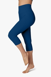 Beyond Yoga High Yoga Capris - Side cropped