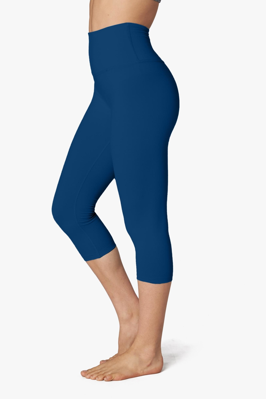 Beyond Yoga High Yoga Capris - Front Full Image