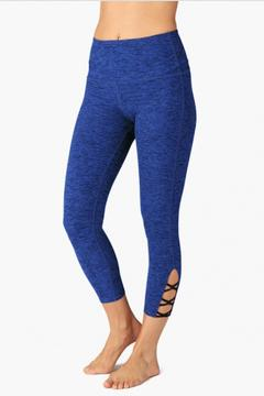 Shoptiques Product: Interlooped Capri Leggings