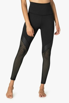 Shoptiques Product: Laser Cut Leggings