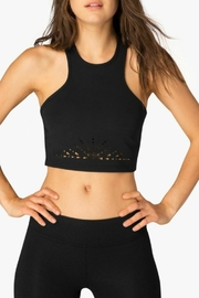 Beyond Yoga Laser Cutout Bra - Product Mini Image