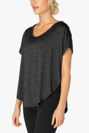 Beyond Yoga Leading Lightweight Tee - Side cropped
