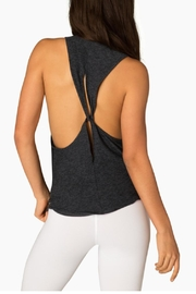 Beyond Yoga Lightweight Looped Tank - Front full body