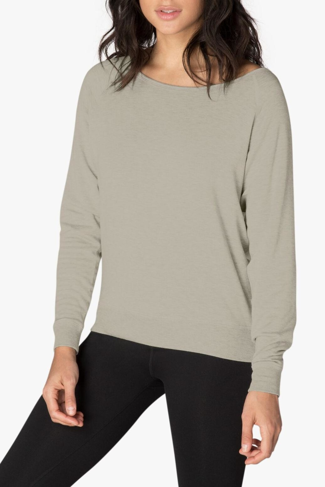 Beyond Yoga Long Sleeve Pullover - Main Image