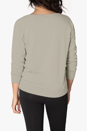 Beyond Yoga Long Sleeve Pullover - Side cropped