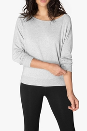 Beyond Yoga Long Sleeve Pullover - Front cropped