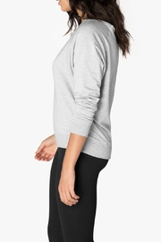 Beyond Yoga Long Sleeve Pullover - Front full body