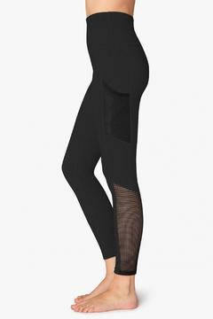 Shoptiques Product: Mesh High Waisted Legging
