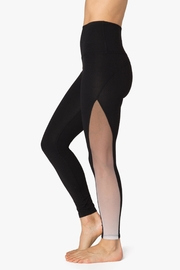 Beyond Yoga Ombre Mesh Legging - Front cropped