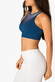 Beyond Yoga Ommmbre Mesh Bralet - Side cropped