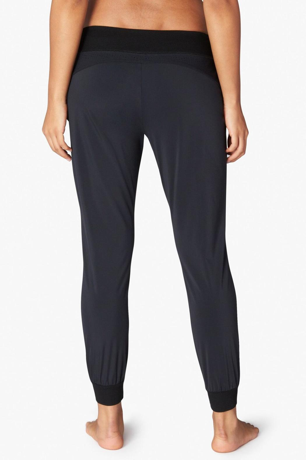 Beyond Yoga Picture Perforated Pant - Side Cropped Image