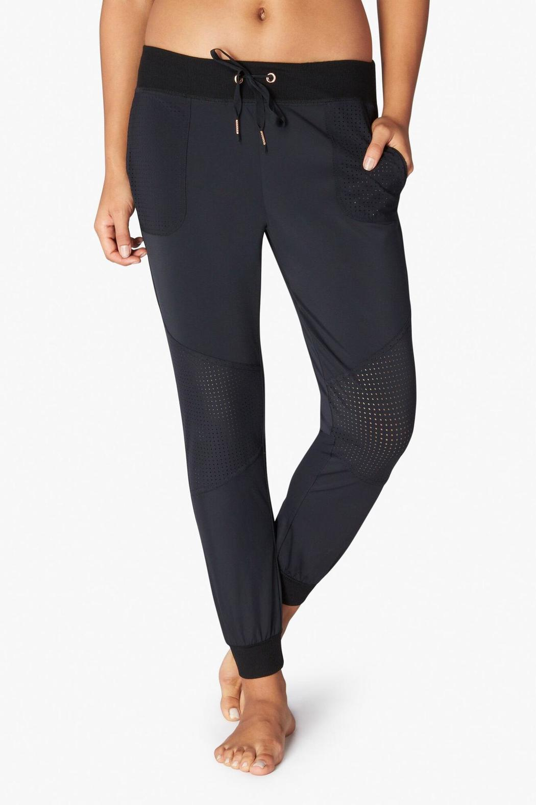 Beyond Yoga Picture Perforated Pant - Main Image