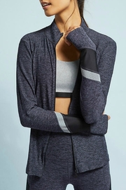 Beyond Yoga Refraction Jacket - Front cropped