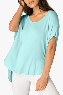Shoptiques Product: Scalloped Tee