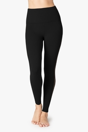 Beyond Yoga Sheer Illusion Legging - Front full body