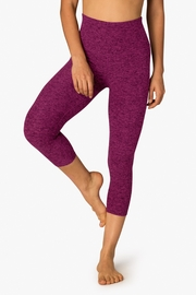 Beyond Yoga Spacedye Capri Legging - Product Mini Image