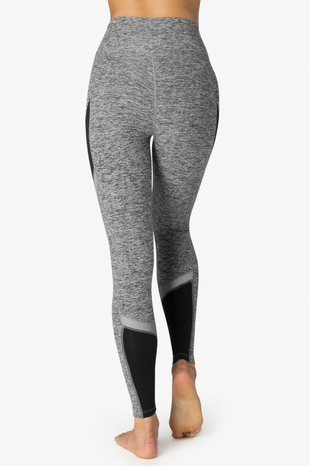 Beyond Yoga Spacedye Highwaist Legging - Back Cropped Image