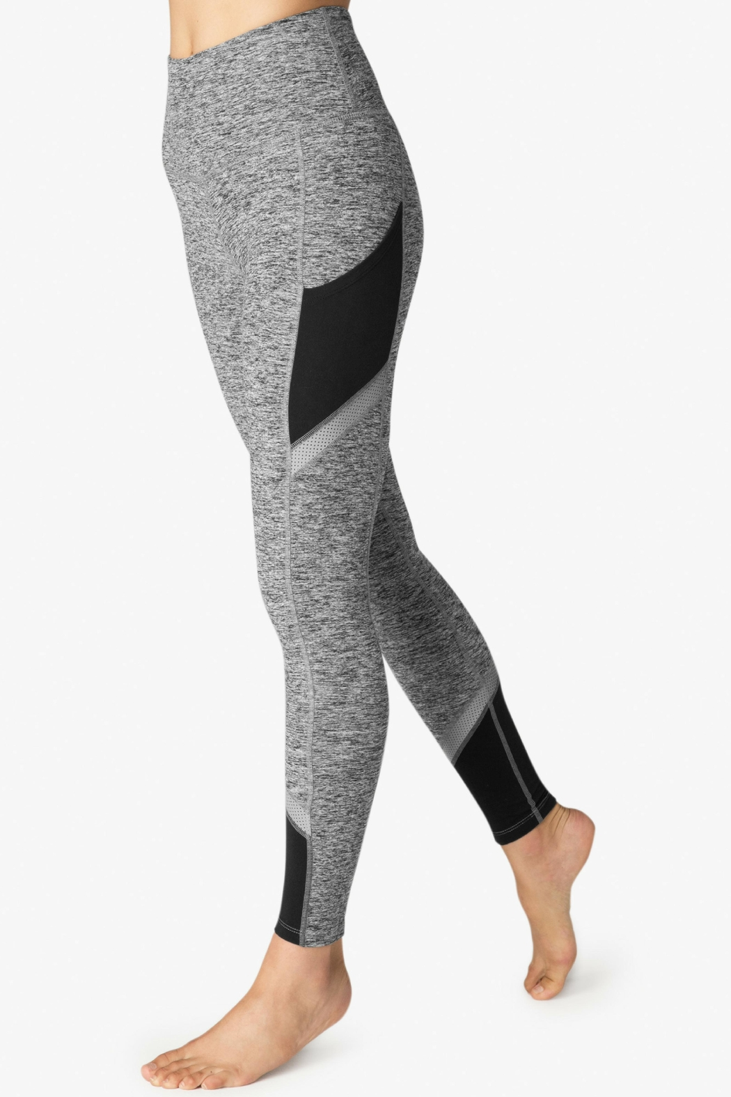 Beyond Yoga Spadedye High Waist Leggings - Front Full Image